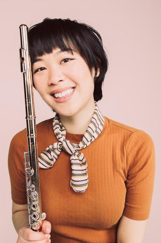 Annie Wu flutist 4