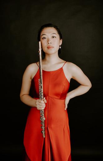 Annie Wu flutist
