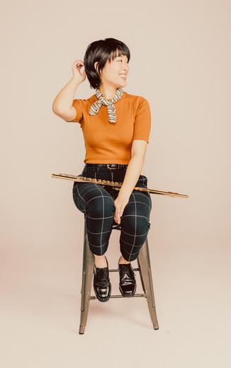 Annie Wu flutist 1