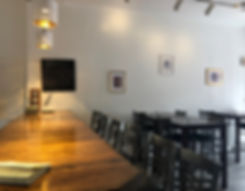 Wine bar serving local wine and beer