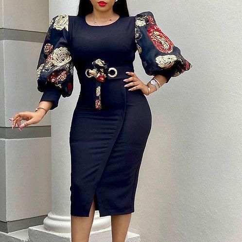 Women Bodycon Dresses Plus Size Club Outfits Elegant