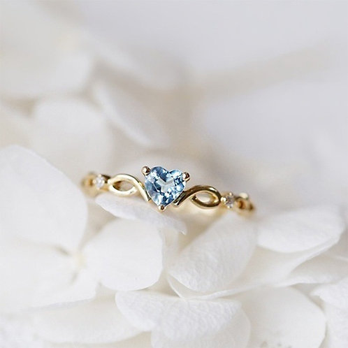 2021 New Simple Cute Finger Gift for Girlfriend Fashion Zircon Stone Jewelry