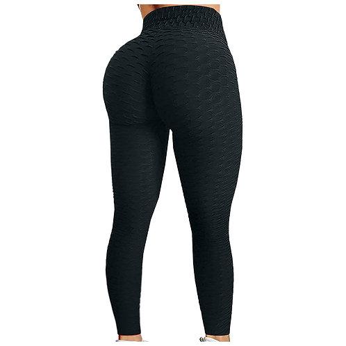 Running High Waist Pants Workout Stretch Quick-Drying Legging