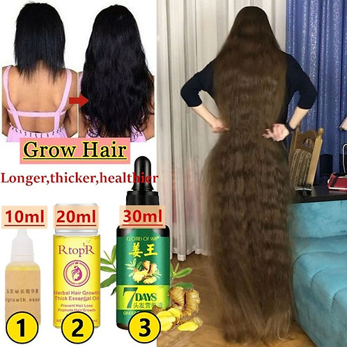 Hair Growth Serum Fast Thick for Hair Repair Natural Hair Care Products