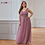 Thumbnail: Dress Women 2021 V-Neck A-Line Floor-Sparkly Sexy Party Gown Robe