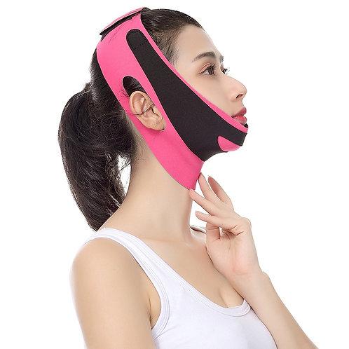 Elastic Face Bandage v Line Face Shaper Chin Lift Up Belt Facial Face Skin Care