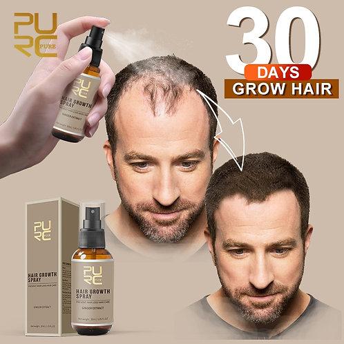 Hair Growth Spray Fast Grow Hair Loss Treatment for Thinning Hair Care