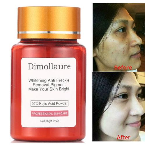 50g Pure 99% Cream Scar Removal Remove Freckle Acne Spots Pigment Sunburn