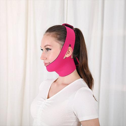Elastic Face   Chin Cheek Lift Up Belt v Line  Anti Wrinkle Strap Skin Care