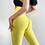 Thumbnail: Fitness High Waist Short Leggings Sexy Workout Pants Female Ankle Knee Length