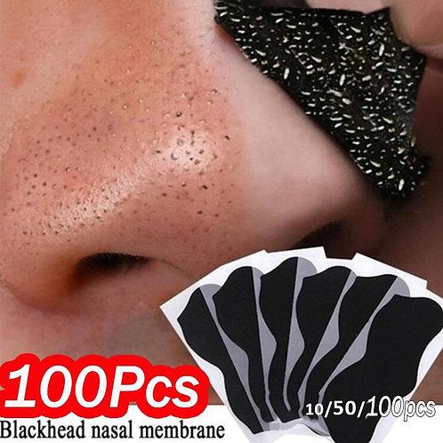 10-100pcs Nose Remover Mask Deep Cleansing Skin Care Shrink Pore Acne Mask Nose