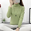 Thumbnail: Thick Warm Women Women Sweaters and Pullovers Knit Long Cashmere Sweater Female