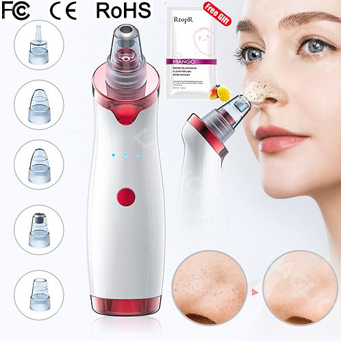 Face Deep Nose Cleaner T Zone Pore Acne Pimple  Beauty Clean Skin Tool