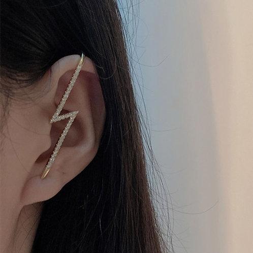 Earrings for Women Girls Unique Long Hypoallergenic Stud Climber Earrings