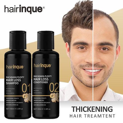 Hair Growth  Gift Set Thickener Hair Regrowth Treatment Serum Oil Men Women