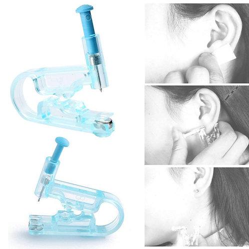 1PC Piercings Units Sterile Ear  Gun Ear Tragus Helix Gun With a Ears Stud