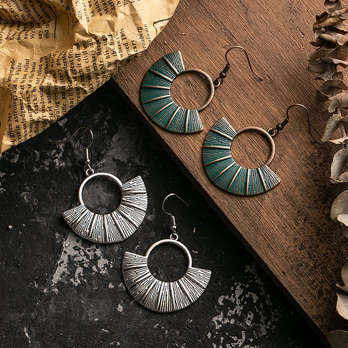 Earrings for Women Female Ethnic Hanging Party Indian Jewelry Gift Accessories