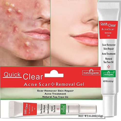 Face Cream Scar Repair Gel Oil Control Shrink Pores  Skin Care Korean Cosmetics