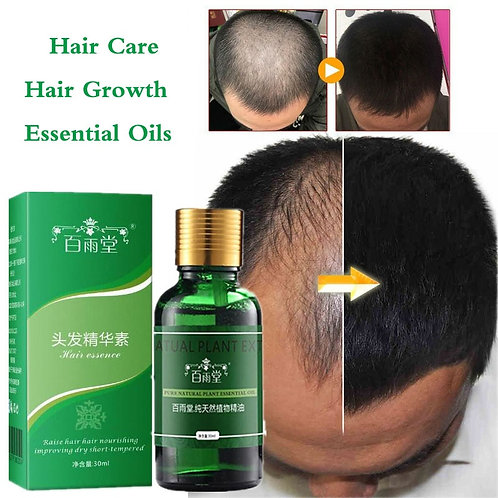 Hair Growth Essential Oils Health Care Beauty Faster Grow Hair Care Liquid Serum