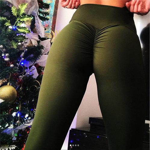 Scrunch Leggings Women Workout Leggings Slim Jeggings Women Pencil Pants