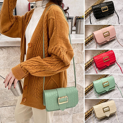 Women Travel Handbag Fashion Simple Shoulder Simple Bag Ladies CrossBody Bag#P30