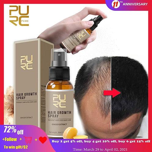 Fast Growing Hair Oil Hair Loss Care Spray Beauty Hair & Scalp Treatment