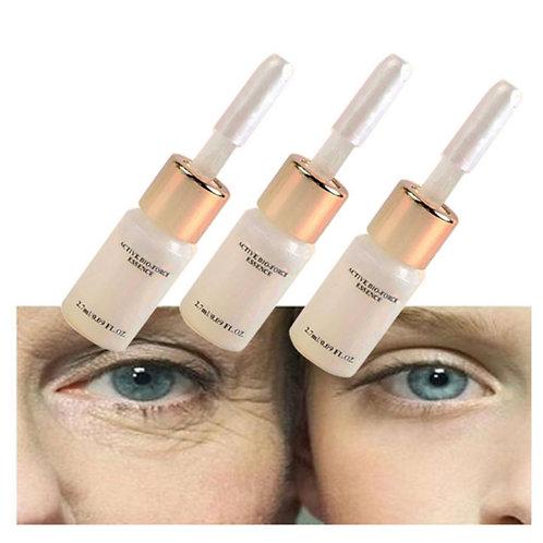 3pcs/Box Serum Magic Anti Aging Anti Wrinkle Liquid Lift Face Cream Six Peptide