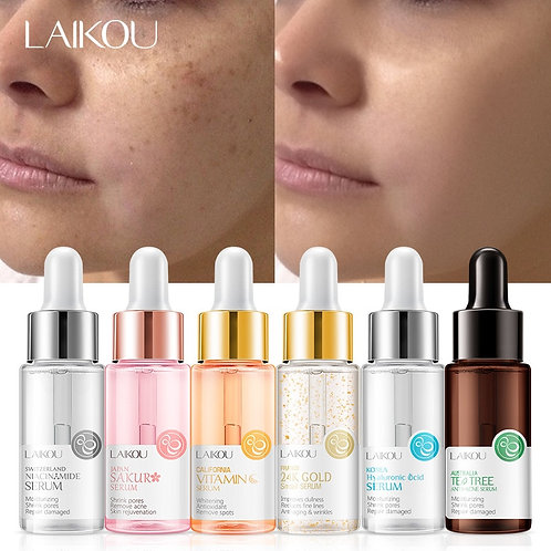 Strong Acid 6Color Serum Anti Wrinkle&aging Face Care Facial Skin Care Cream
