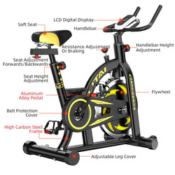 Indoor cycling collections