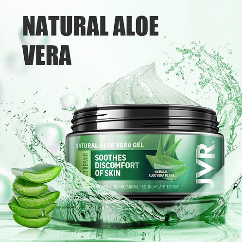 Gel Aloe Vera Gel Skin Care Remove Acne Day Cream After Sun Lotions Aloe Gel
