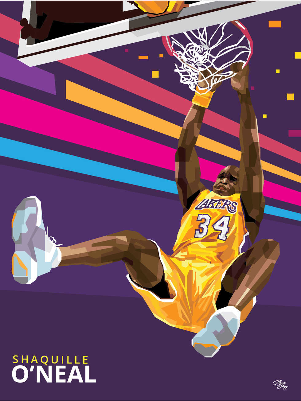 Shaquille O Neal 001