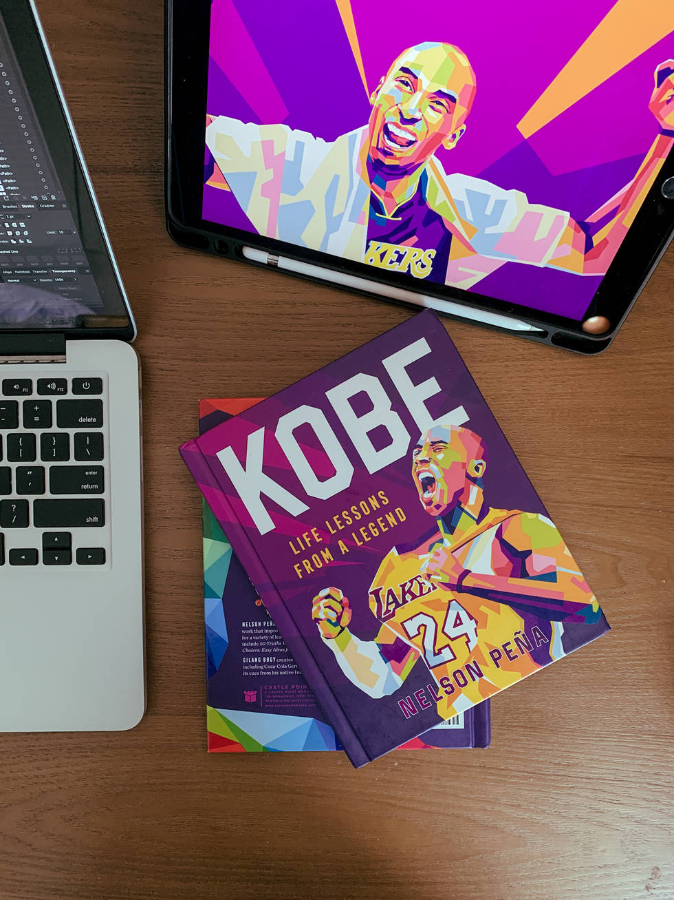 Book Kobe_ Lesson from a Legend by Nelso