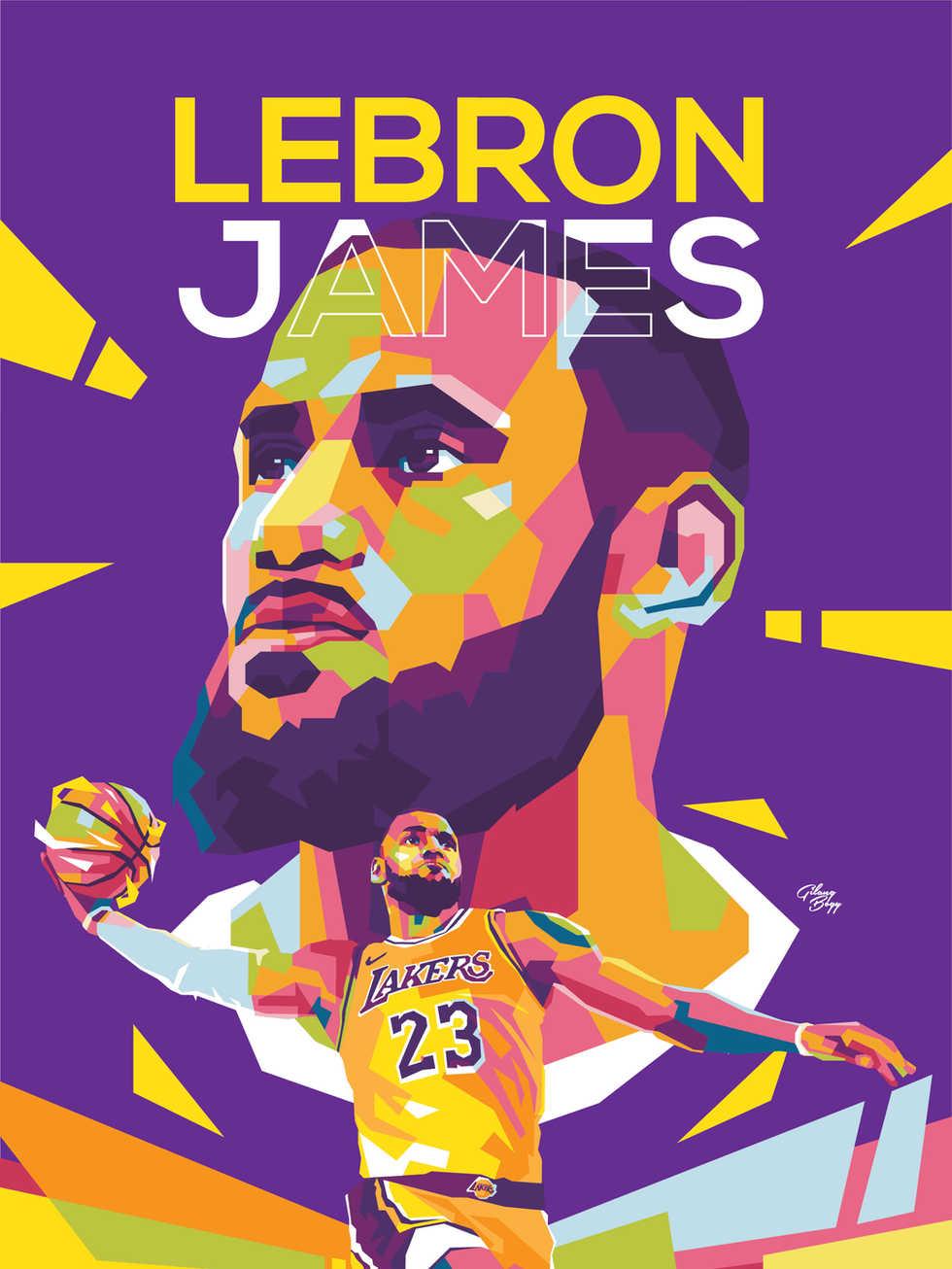 Lebron James 001