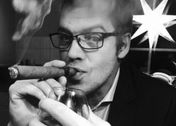 cigar and cognac a true bon vivant