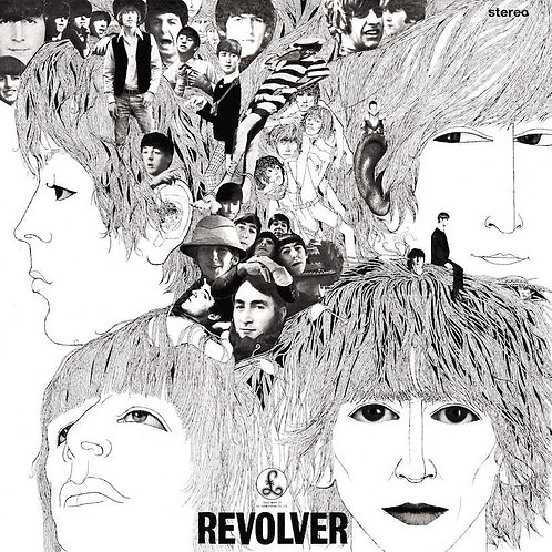 Beatles - Revolver [LP - 180G]