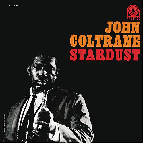 John Coltrane - Stardust [LP - Blue]