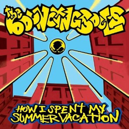 Bouncing Souls - How I Spent My Summer Vacation [LP]