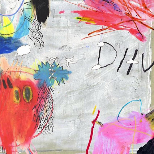 DIIV - Is The Is Are [2xLP]