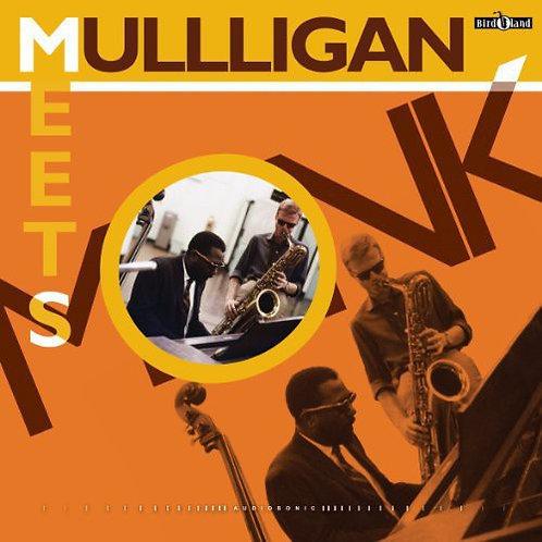Thelonious Monk/Gerry Mulligan - Mulligan Meets Monk [LP]