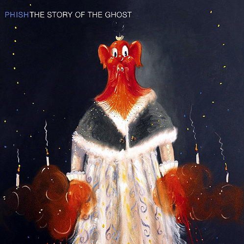 Phish - The Story Of The Ghost [2xLP - Red/Black]