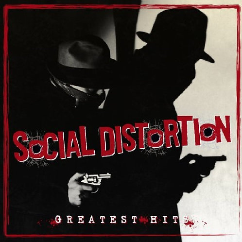 Social Distortion - Greatest Hits [2xLP]