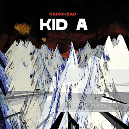 Radiohead - Kid A [2xLP]