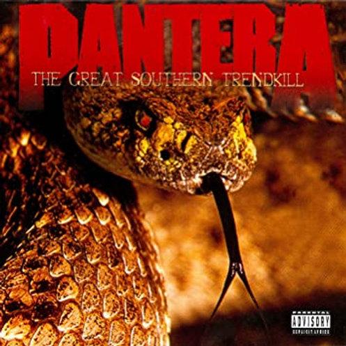 Pantera - The Great Southern Trendkill [LP - Orange Marble]
