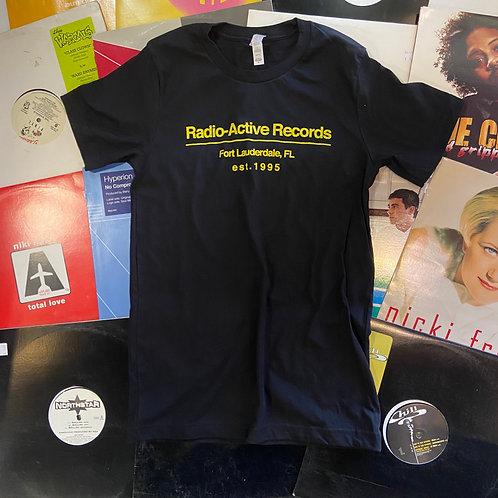 est. 1995 Radio-Active Records Tee