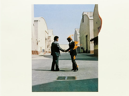 Pink Floyd - Wish You Were Here [180G LP]
