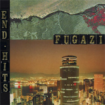 Fugazi - End Hits [LP]