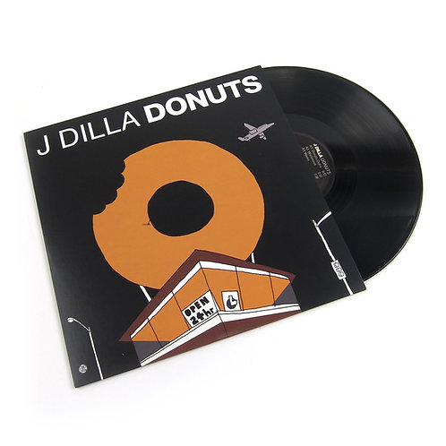 J Dilla - Donuts [LP]