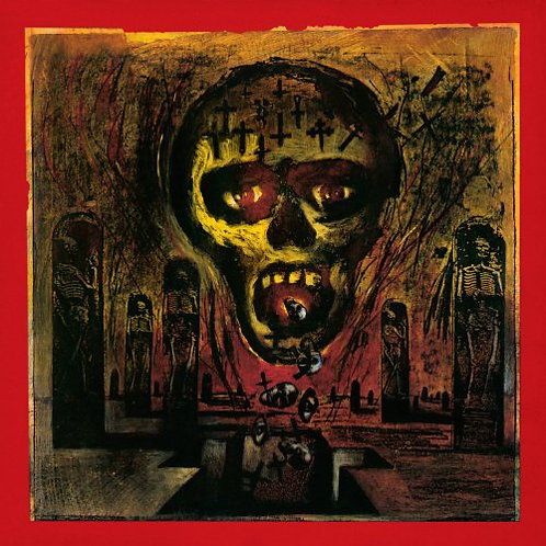 Slayer - Seasons In The Abyss [180G LP]