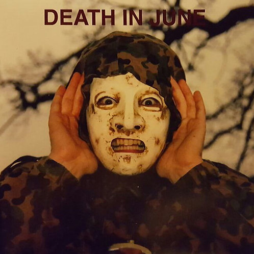 "Death In June - ""Euro Cross"""