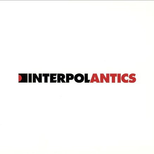 Interpol - Antics [LP]